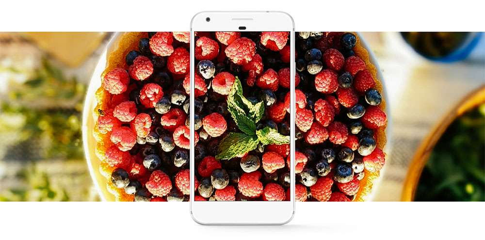Пример фото с камеры Google Pixel