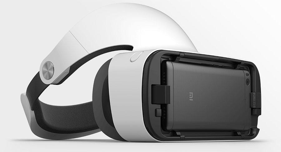 Шлем Mi VR подходит только к смартфонам Xaiomi