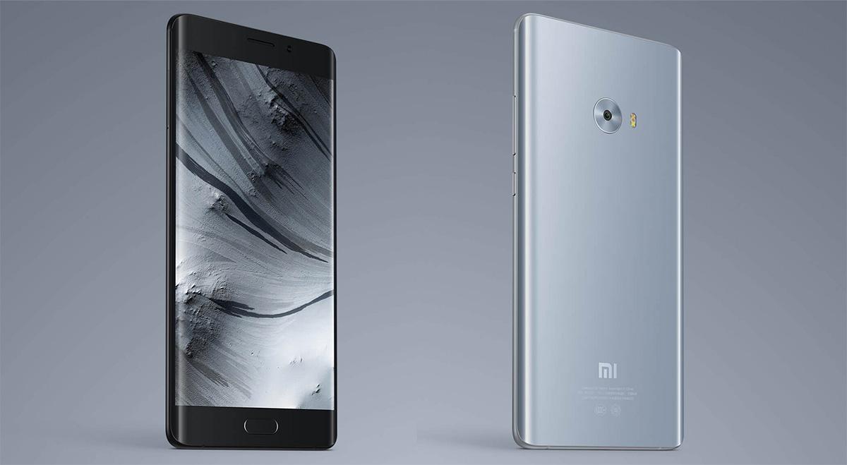 Технические характеристики и цена Xiaomi Mi Note 2