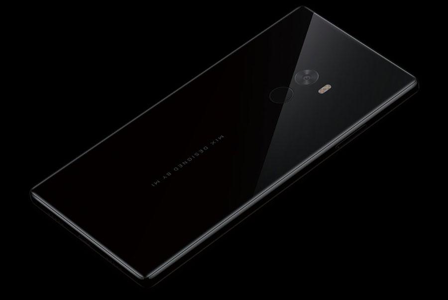 Смартфон и характеристики Xiaomi MIX