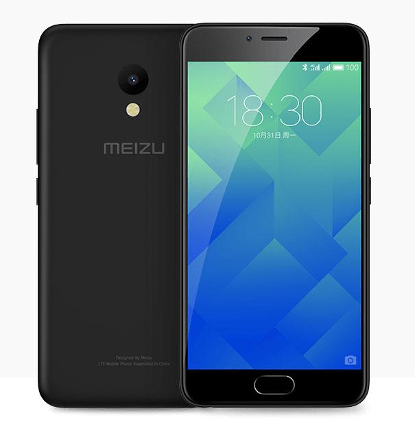 Черный Meizu M5