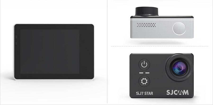 Технические характеристики SJCAM SJ7 Star