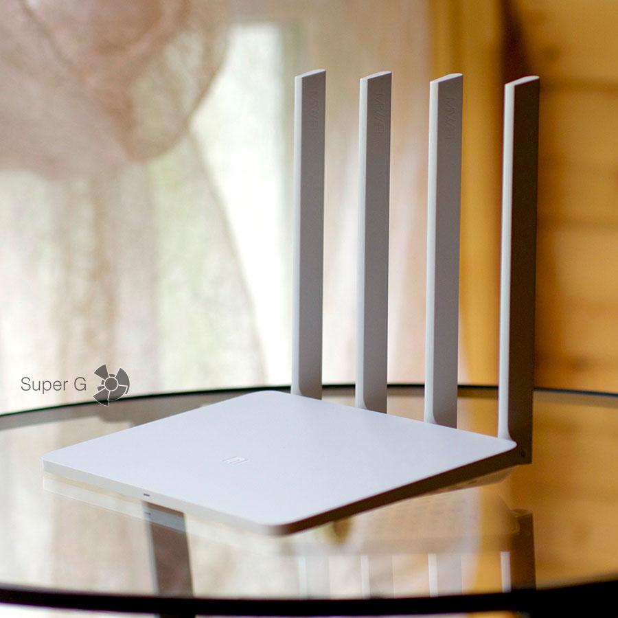 Технические характеристики Xiaomi Mi Router 3