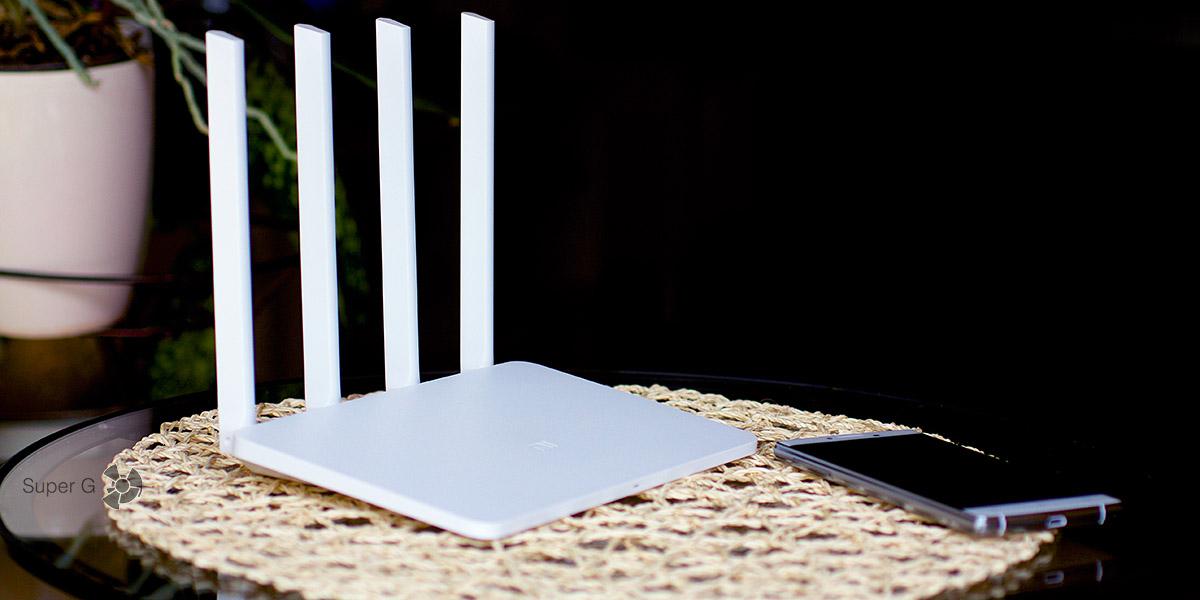 Лучший роутер Xiaomi Mi Router 3 для дома