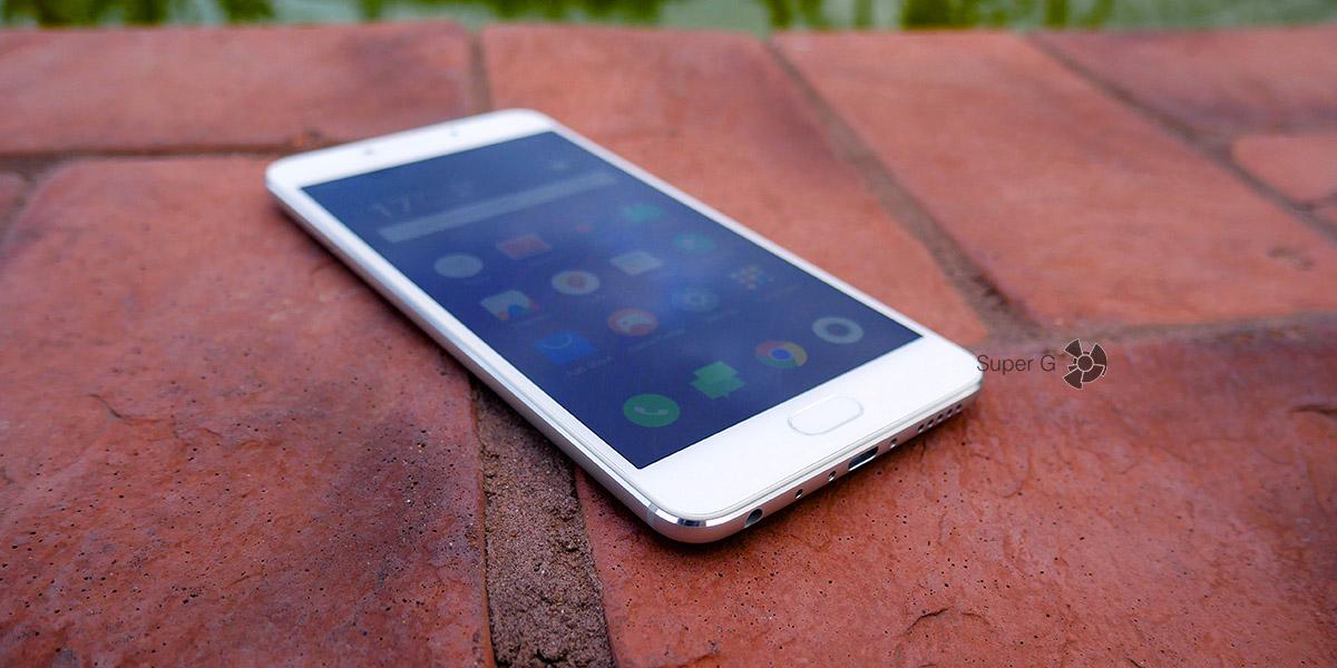 Обзор смартфона Meizu M3E