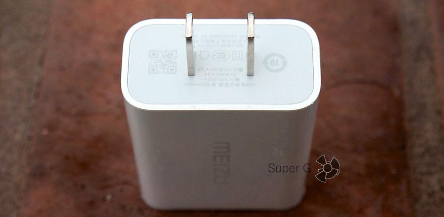 Зарядное устройство (зарядка) для Meizu M3E