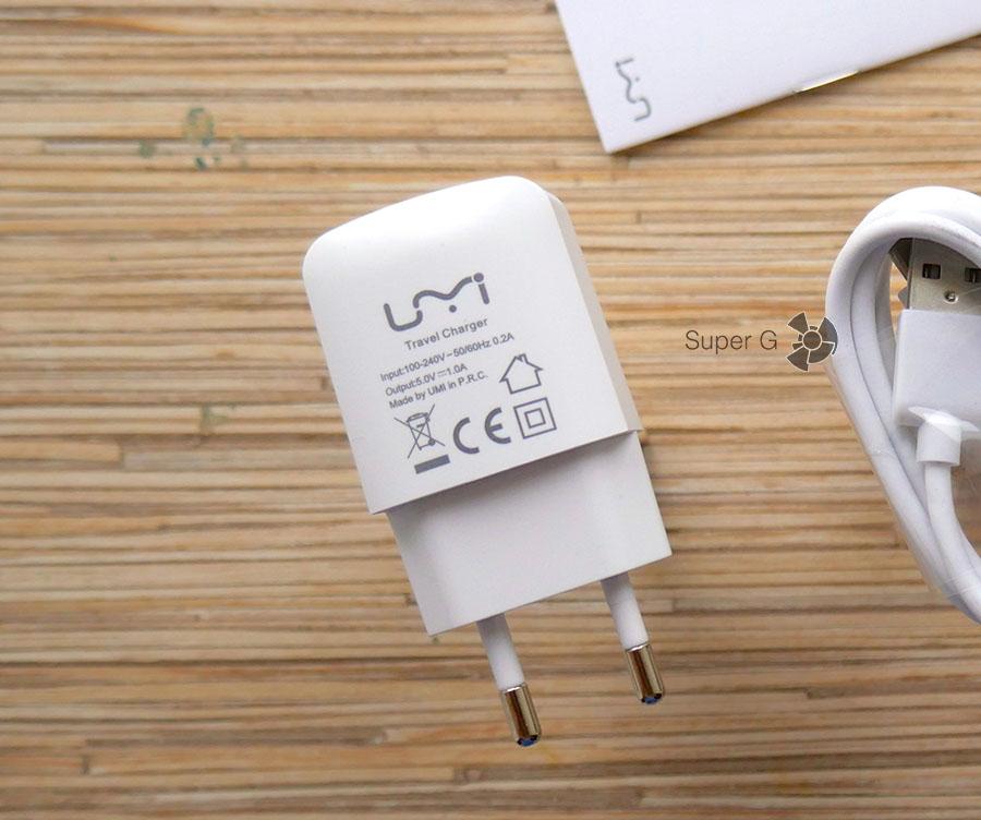 Зарядка (блок питания) для UMi Max