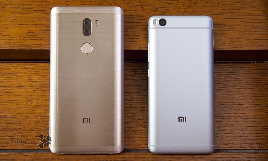 Сравниваем Xiaomi Mi5S Plus и Xiaomi Mi5S