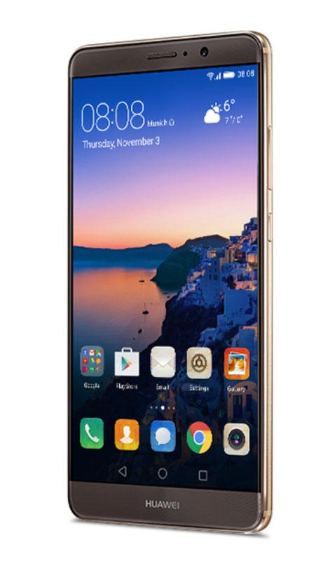 Коричневый Huawei Mate 9