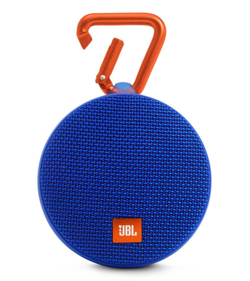 Синяя JBL Clip 2