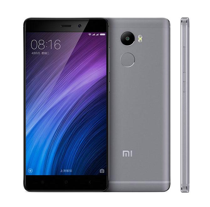 Черный Xiaomi Redmi 4