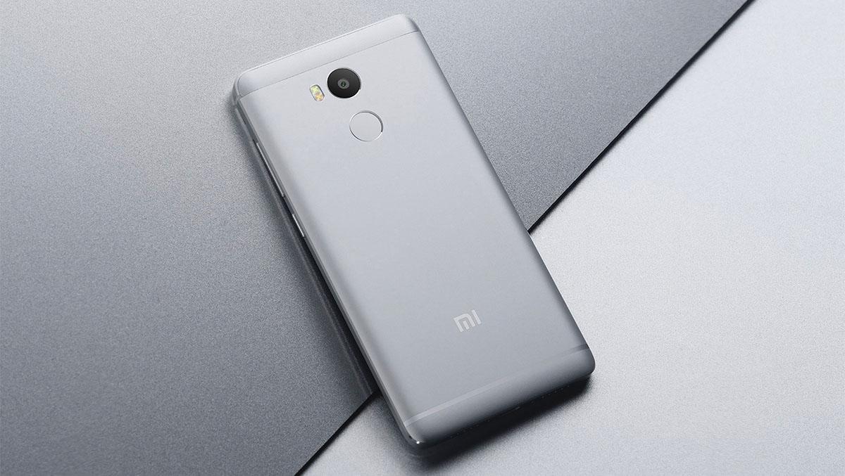Xiaomi Redmi 4 характеристики
