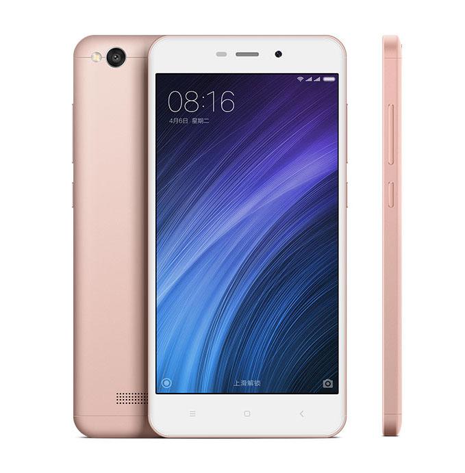 Xiaomi Redmi 4A розовое золото