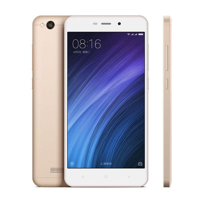 Xiaomi Redmi 4A золотой