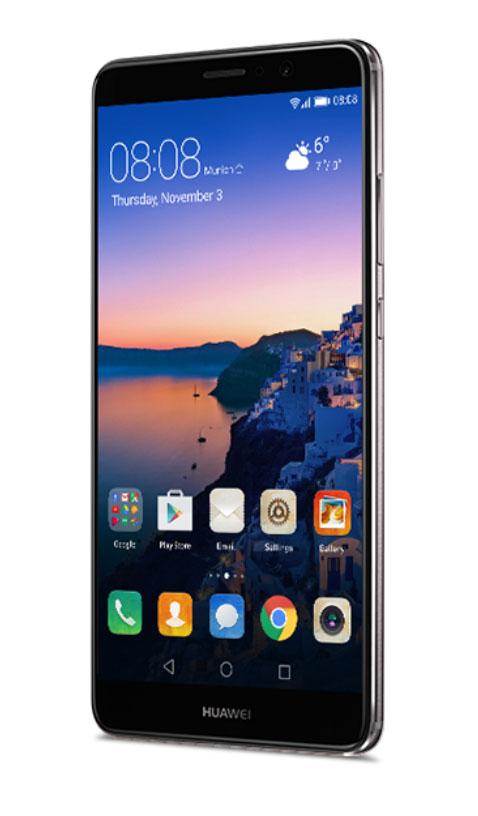 Темно-серый Huawei Mate 9