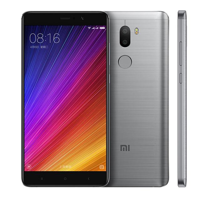 Черный Xiaomi Mi5S Plus