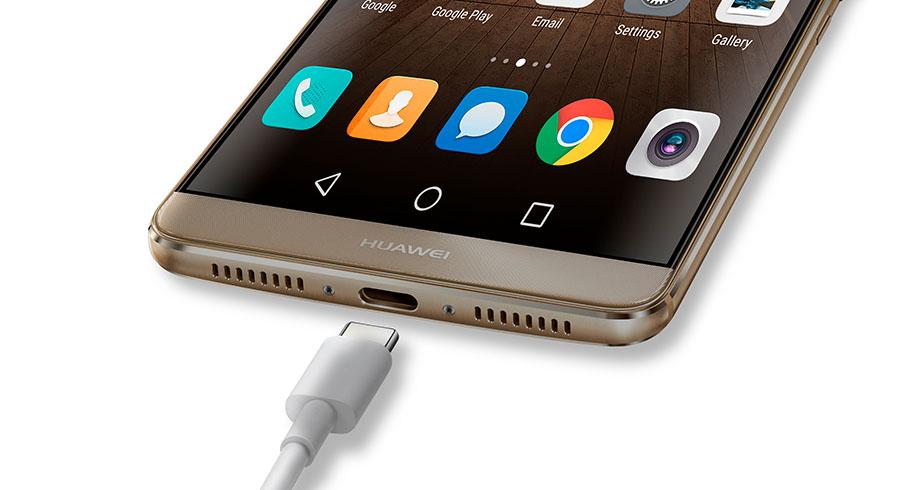 Порт USB Type-C Huawei Mate 9