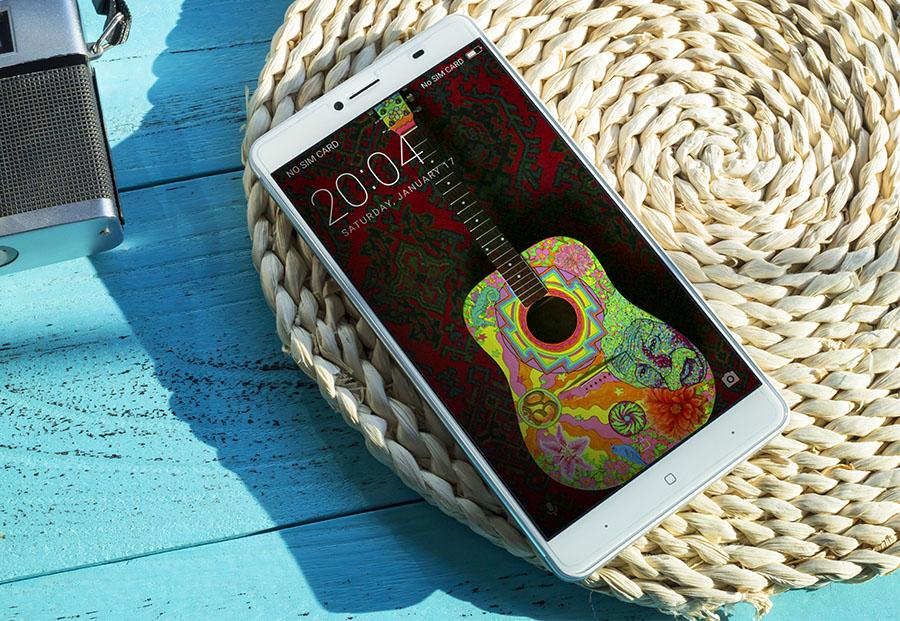 Doogee Y6 Max - дисплей и подробные характеристики