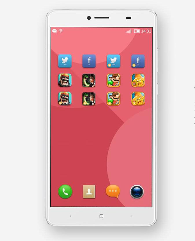 Doogee Y6 Max поддерживает возможность клонировать приложения (Dual Apps)