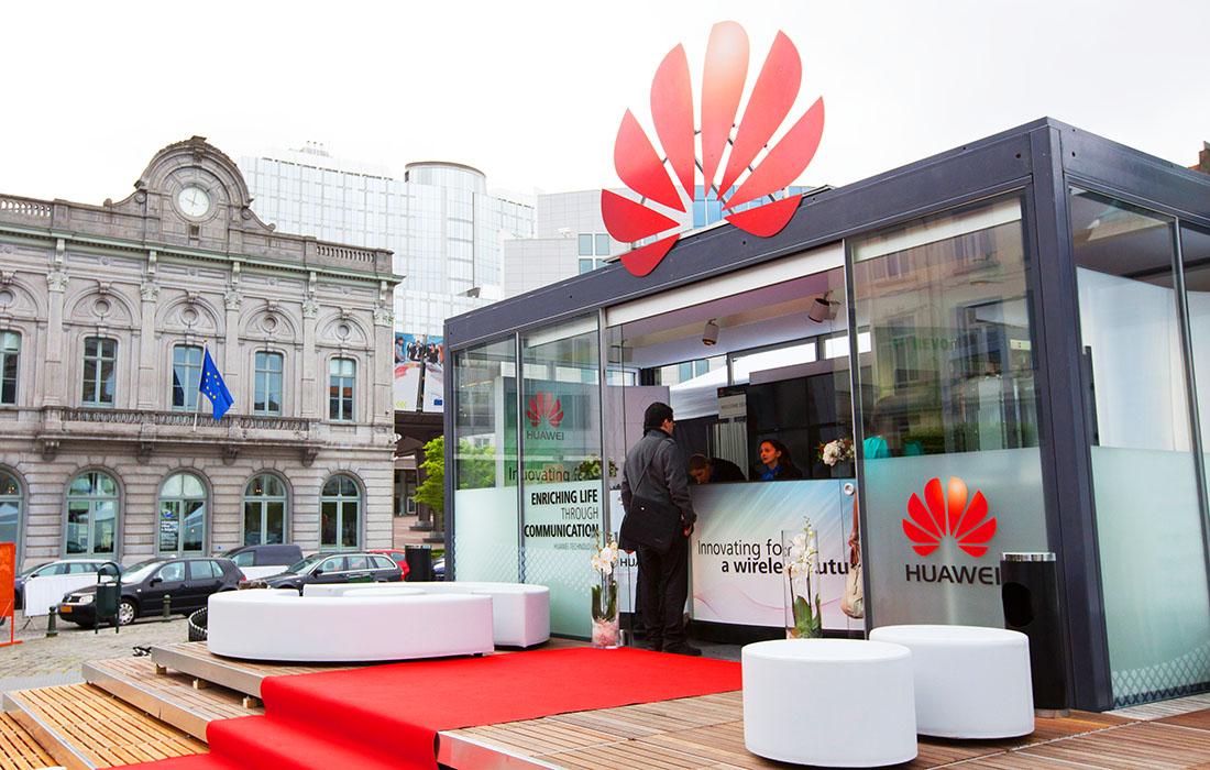 Huawei - третий в мире производитель смартфонов