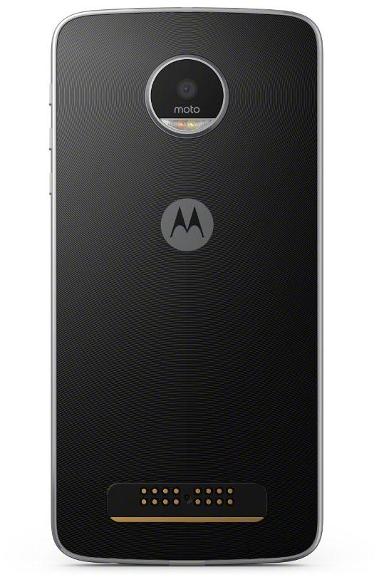 Черный Moto Z Play
