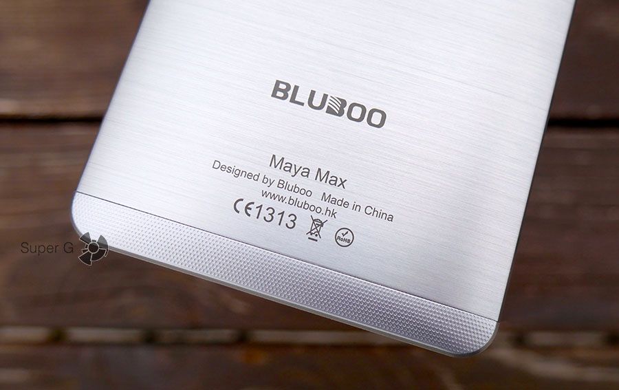 Характеристики Bluboo Maya Max