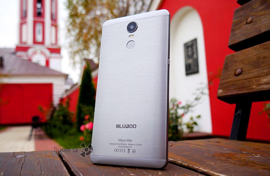 Цена Bluboo Maya Max