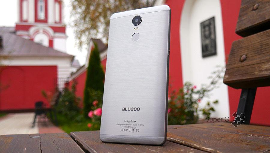 Смартфон Bluboo Maya Max и цена
