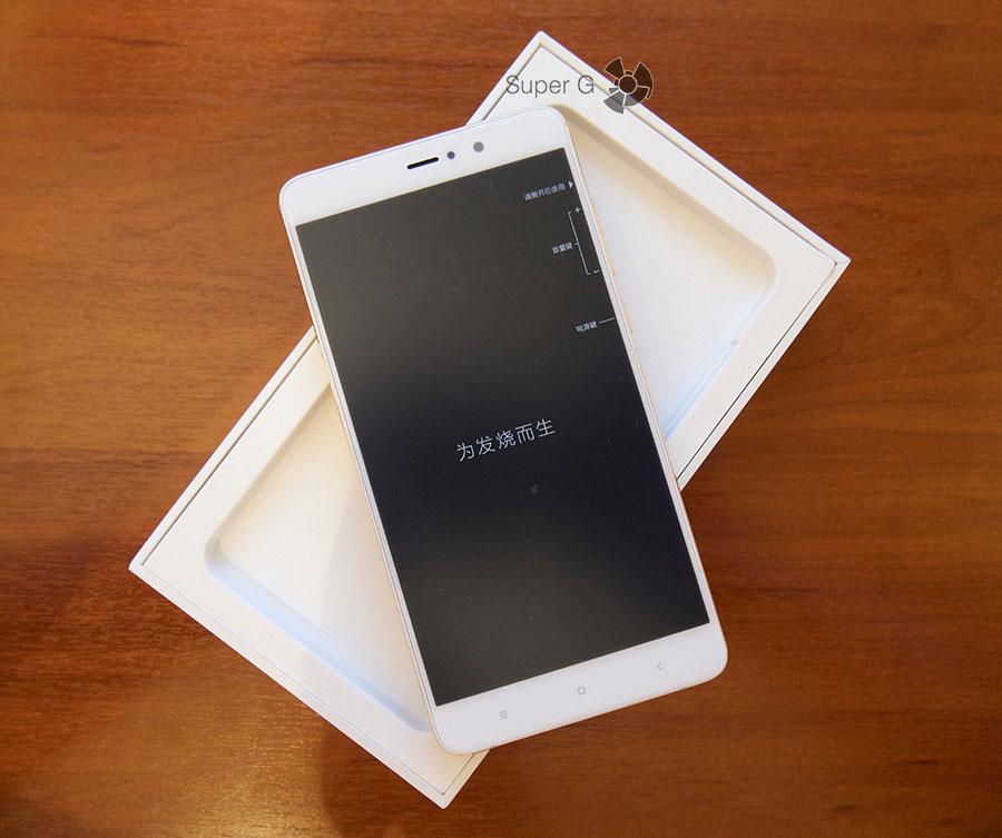 Как проверить Xiaomi Mi5S Plus на оригинальность