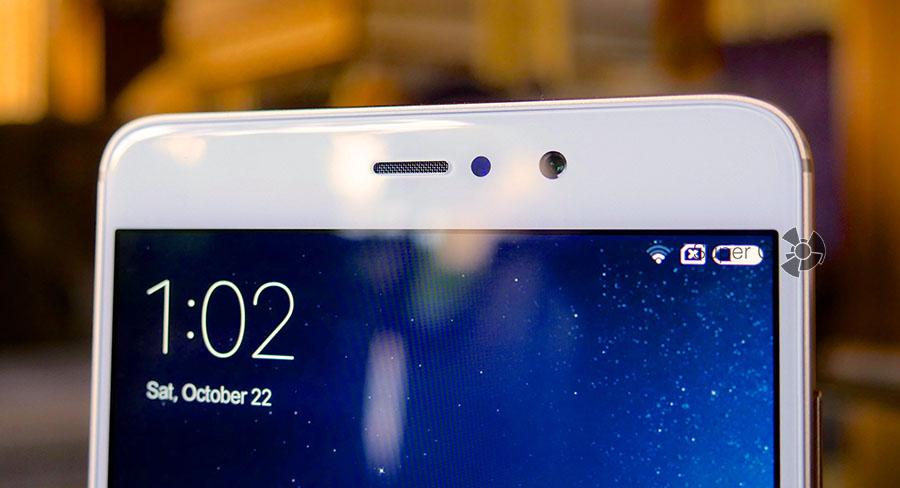 Фронтальная камера Xiaomi Mi5S Plus
