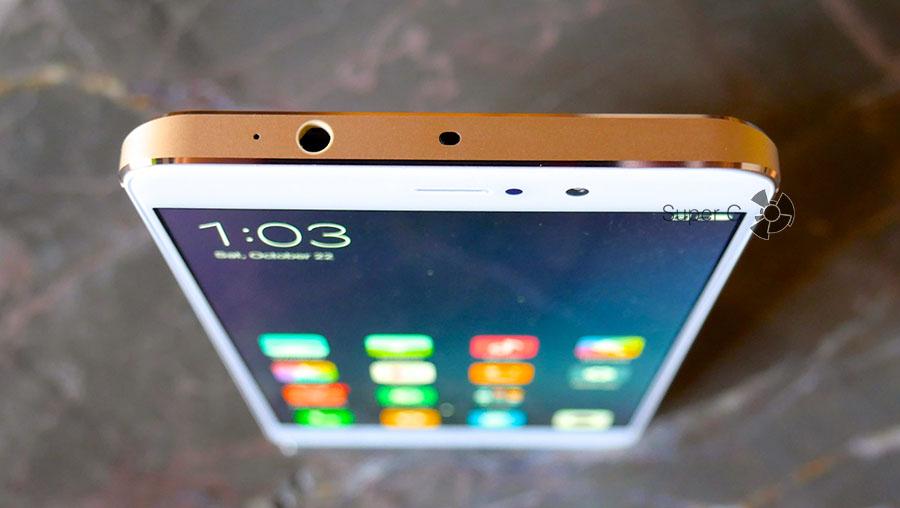 Xiaomi Mi5S Plus сохранил ИК-порт