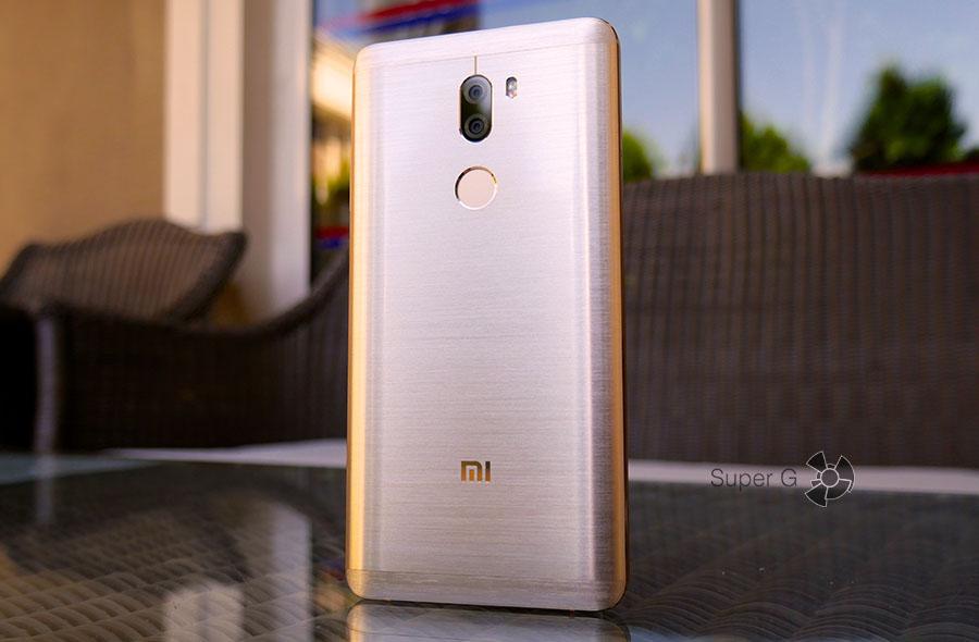 Xiaomi Mi5S Plus характеристики