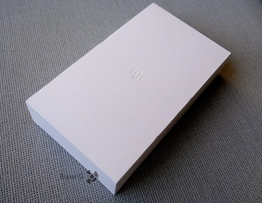 Коробка из-под Xiaomi Mi5S Plus