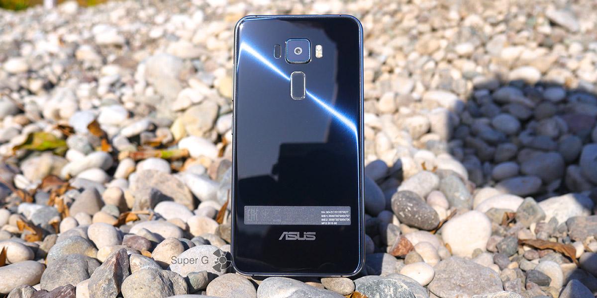 Отзывы о смартфоне Asus Zenfone 3