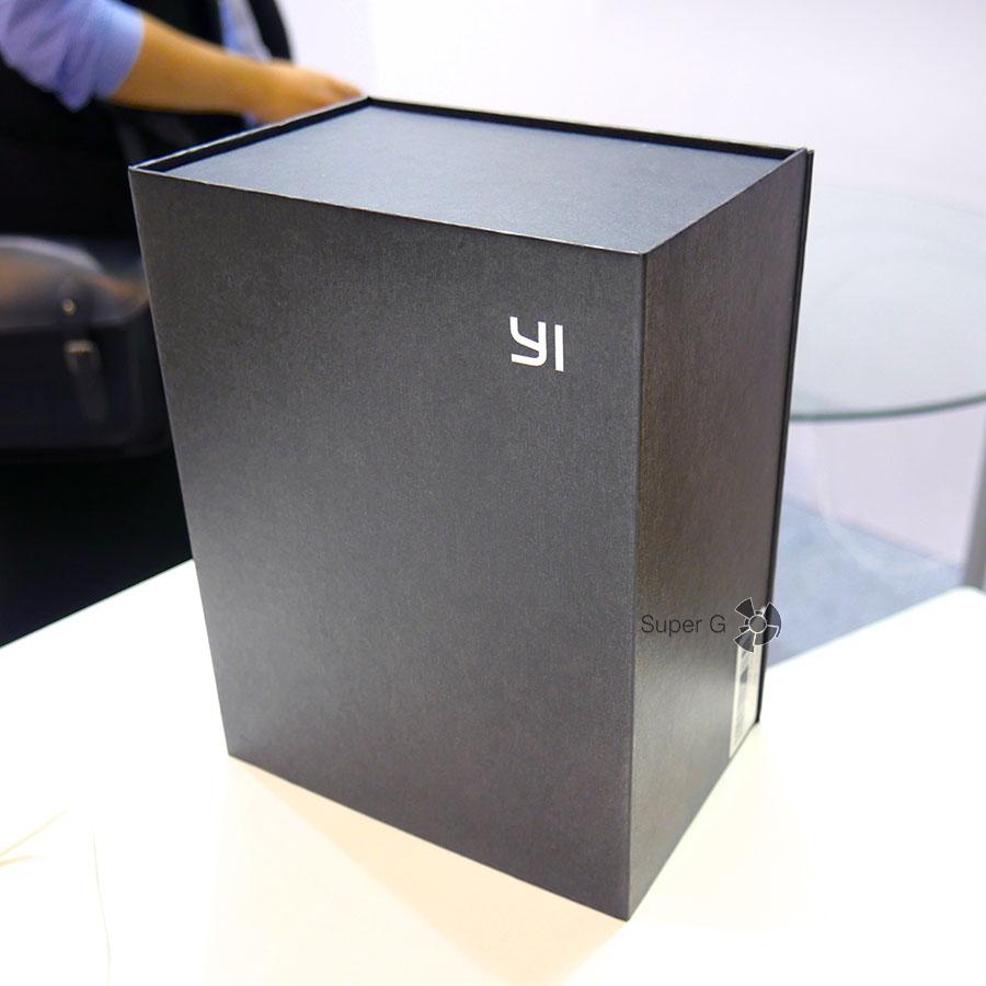Коробка из-под Yi M1