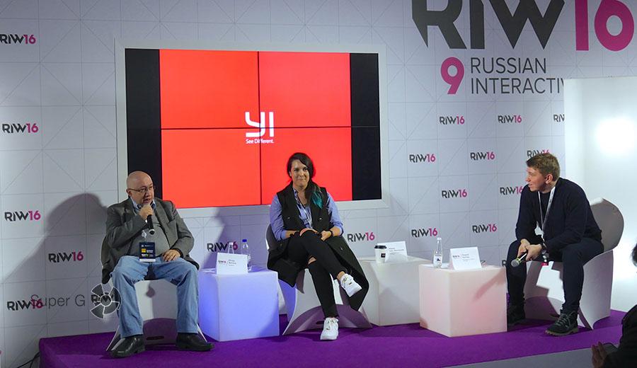 Презентация Yi Technology в России, в Москве, на RIW 2016