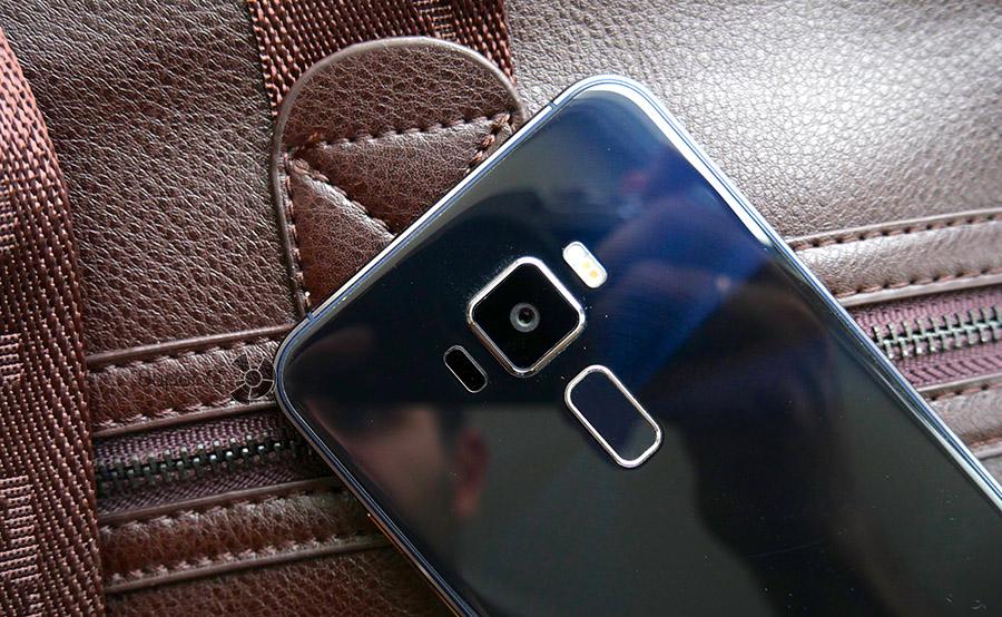 Камера Asus Zenfone 3