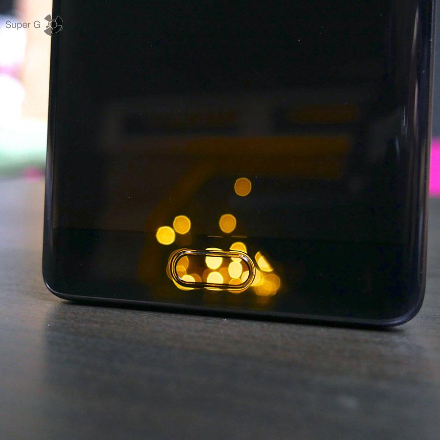 Сканер отпечатков пальцев Xiaomi Mi Note 2