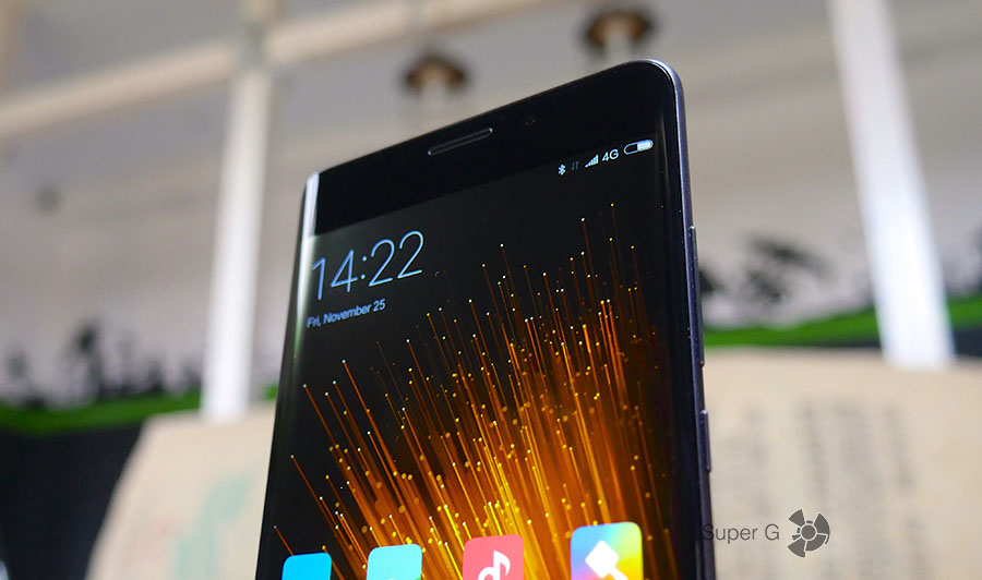 OLED-дисплей Xiaomi Mi Note 2