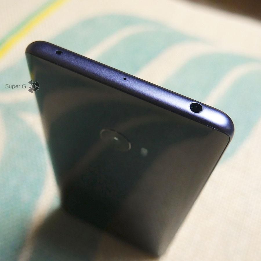 Разъём 3,5 мм в Xiaomi Mi Note 2 никуда не делся