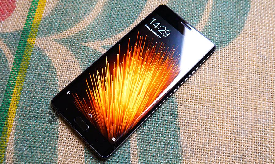 Экран Xiaomi Mi Note 2 - самое слабое место смартфона