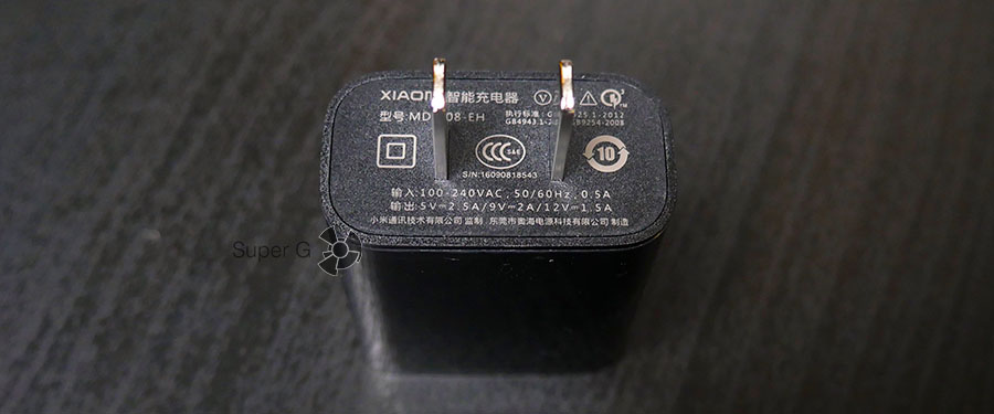 Зарядное устройство для (от) Xiaomi Mi Note 2