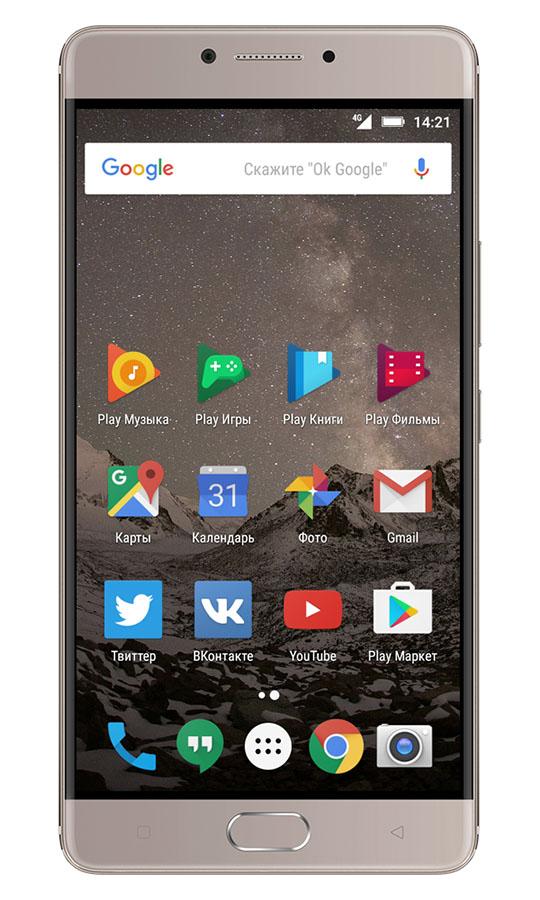 Дисплей Highscreen Power Five Max