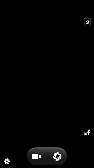 Интерфейс фронтальной камеры Doogee F7 Pro