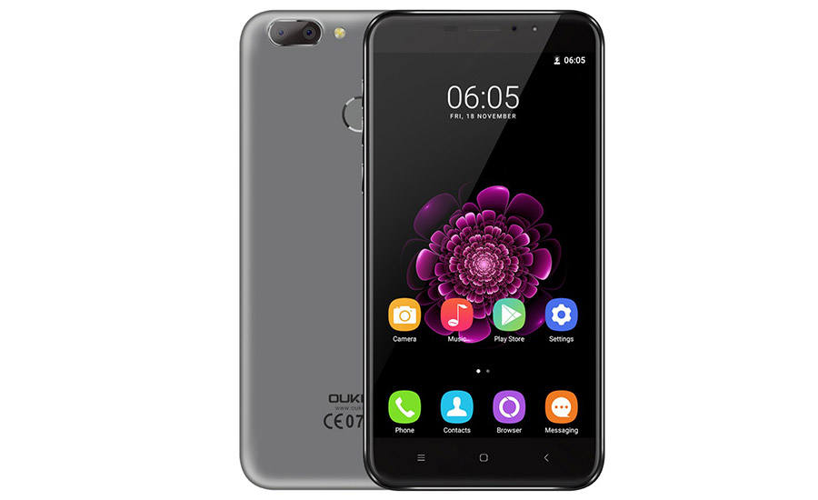 Smartphone Oukitel U20 Plus specs and price