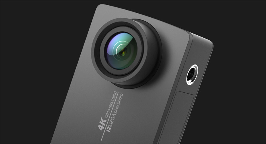 Yi 4K Action Camera the best price ever