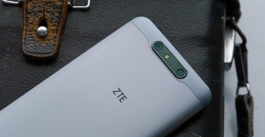ZTE Blade V8 будет анонсирован на выставке CES 2017