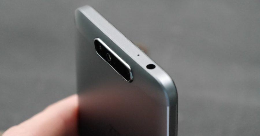 Смартфон ZTE Blade V8 Pro снабжен сдвоенной камерой на13 Мп
