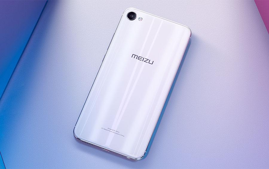 Белый Meizu M3X цена