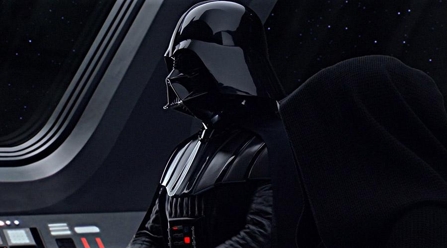 Дарт Вейдер в Изгой-один: Звездные войны. Истории